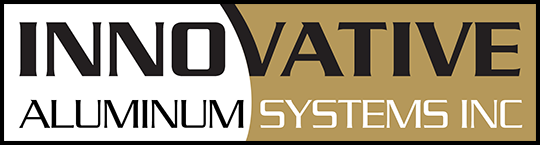 Innovative Aluminum Systems Inc. Sticky Logo Retina