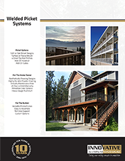 Welded Picket Rail Brochure